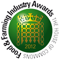 Food and Farming Industry Awards - Winner Farm Business of the Year 2012