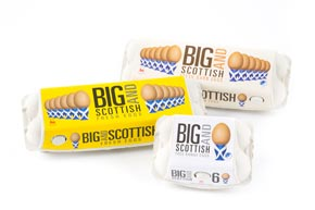 Big and Scottish (Free Range/Barn)